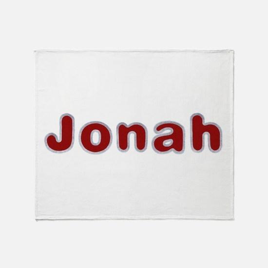 Jonah Santa Fur Throw Blanket