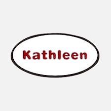 Kathleen Santa Fur Patch