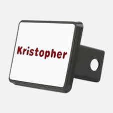 Kristopher Santa Fur Hitch Cover