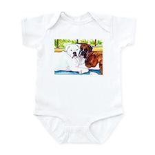 Krypta and Abbott Infant Bodysuit
