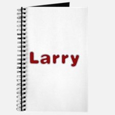 Larry Santa Fur Journal