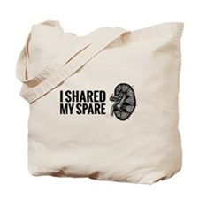 Kidney Donor Tote Bag