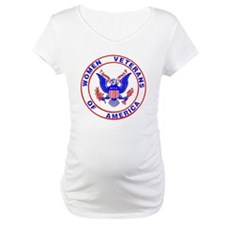 Women Veterans of America logo Shirt