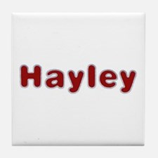 Hayley Santa Fur Tile Coaster