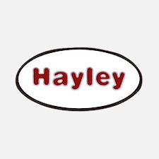 Hayley Santa Fur Patch