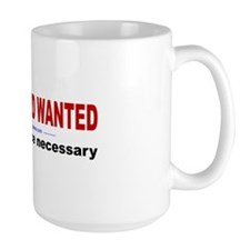 Girlfriend Wanted Large Mug