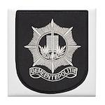Gemeente Polite Tile Coaster