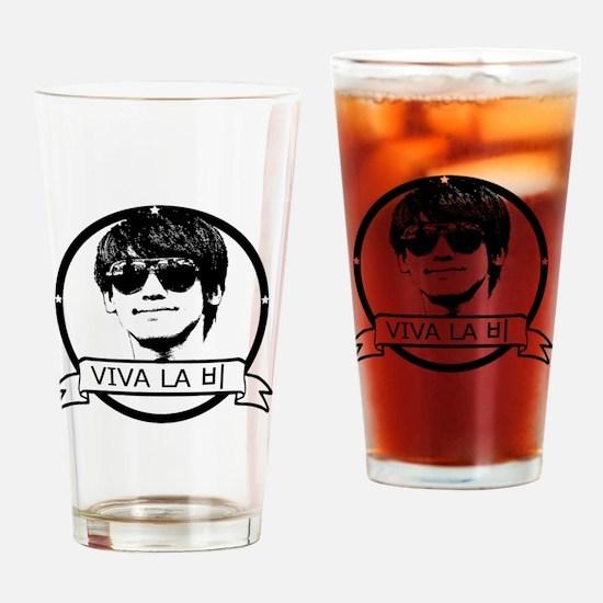 Viva La Bi Drinking Glass