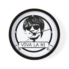 Viva La Bi Wall Clock