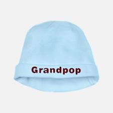 Grandpop Santa Fur baby hat