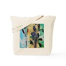 leaf berry flower 8.jpg Tote Bag
