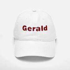 Gerald Santa Fur Baseball Baseball Baseball Cap