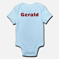 Gerald Santa Fur Body Suit