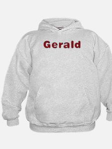 Gerald Santa Fur Hoodie