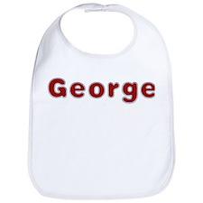 George Santa Fur Bib