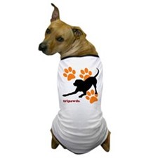 Tripawds Hound Dog Dog T-Shirt