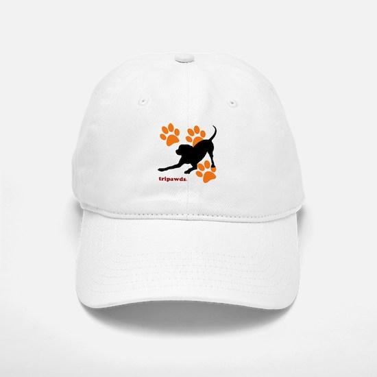 Tripawds Hound Dog Baseball Baseball Baseball Cap