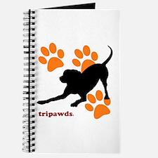 Tripawds Hound Dog Journal