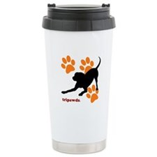 Tripawds Hound Dog Travel Mug