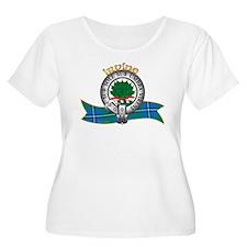 Irvine / Irwin Clan Plus Size T-Shirt