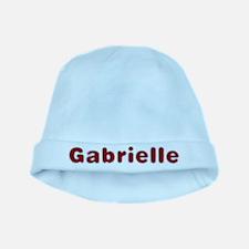 Gabrielle Santa Fur baby hat