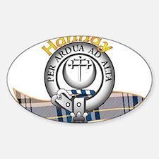 Hannay Clan Decal