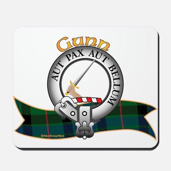 Gunn Clan Mousepad