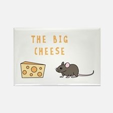 The Big Cheese Magnets