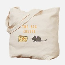 The Big Cheese Tote Bag