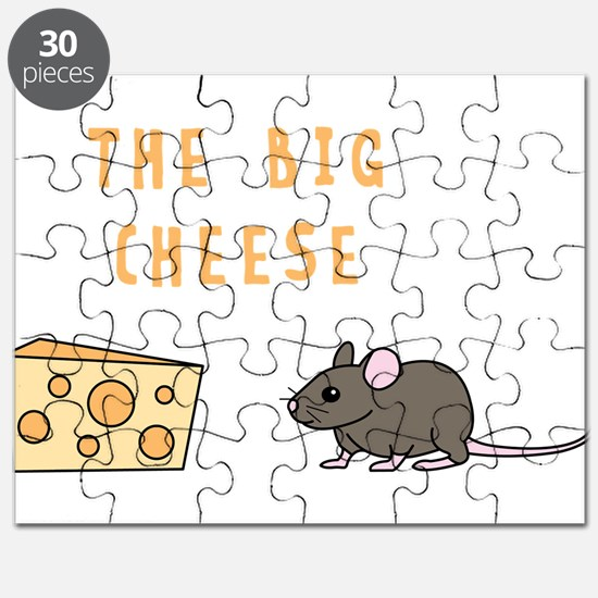 The Big Cheese Puzzle