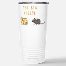 The Big Cheese Travel Mug