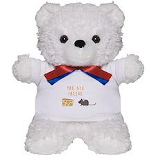 The Big Cheese Teddy Bear