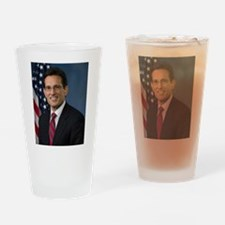 Eric Cantor, Republican US Representative Drinking