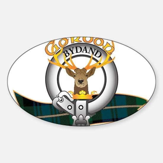 Gordon Clan Decal