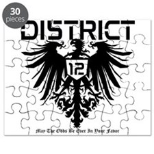 Hunger Games District 12 Puzzle