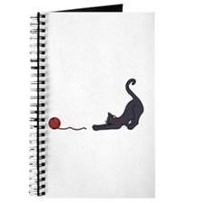 Cat and Yarn Journal