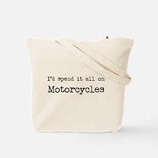 FRONT & BACK Tote Bag
