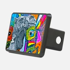 Colorful Camel Hitch Cover