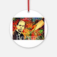 Borges Argentina Ornament (Round)