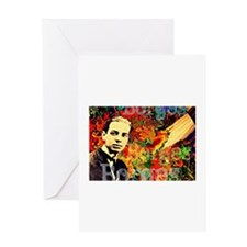 Borges Argentina Greeting Card