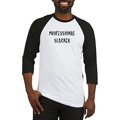 Professional Slacker Baseball Jersey
