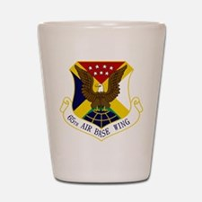 65th ABW Shot Glass