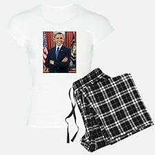 Barack Obama President of the United States Pajama