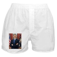 Barack Obama President of the United States Boxer
