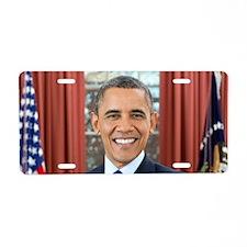 Barack Obama President of the United States Alumin