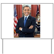 Barack Obama President of the United States Yard S