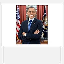 Barack Obama President of the United States Yard S