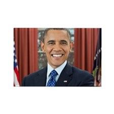 Barack Obama President of the United States Magnet