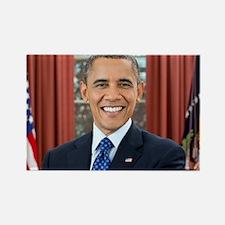Barack Obama President of the United States Magnet