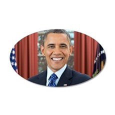 Barack Obama President of the United States Wall D